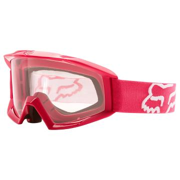 Fox 2017 Youth Main Goggles - Pink/Clear