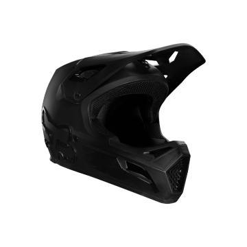 Fox Youth Rampage Helmet - Black/Black