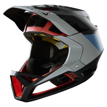 Fox Proframe Drafter Helmet - Black
