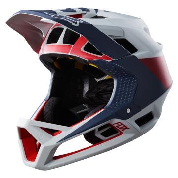 Fox 2018 Proframe Drafter Helmet - Cloud Grey