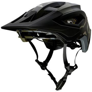 Fox Speedframe Pro Helmet MIPS - Green Camo