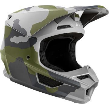 Fox V1 Przm SE Helmet - Camo