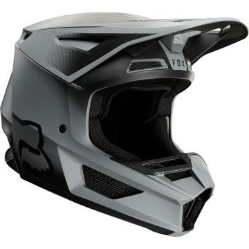 Fox Youth V2 Vlar Helmet ECE - Matte Black
