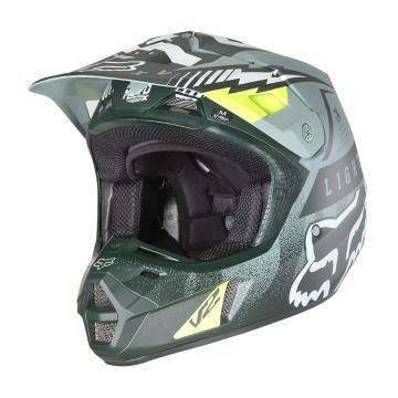 Fox 2016 V2 Vicious Helmet - ECE