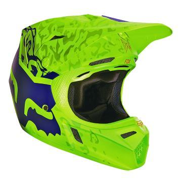 Fox V3 Cauz Helmet - ECE