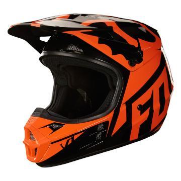 Fox 2018 V1 Race Helmet - Orange