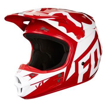 Fox 2018 V1 Race Helmet - Red