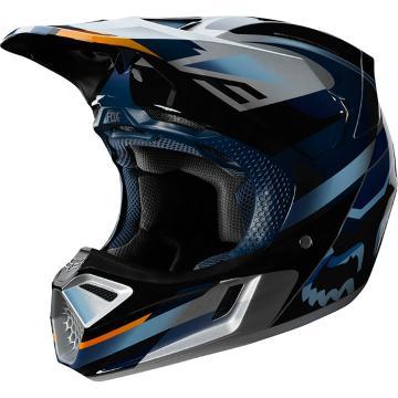 Fox V3 Motif Helmet ECE