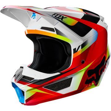 Fox Youth V1 Motif Helmet