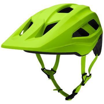 Fox Mainframe Youth Helmet - Flo Yellow