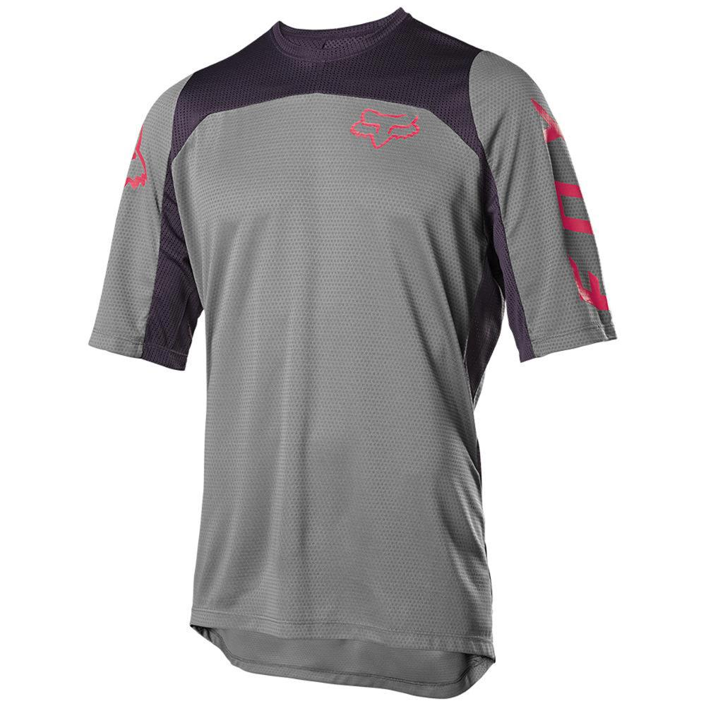 Defend Short Sleeve Fast Jersey