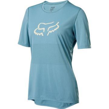 Fox Women's Ranger Short Sleeve Jersey - Light Blue