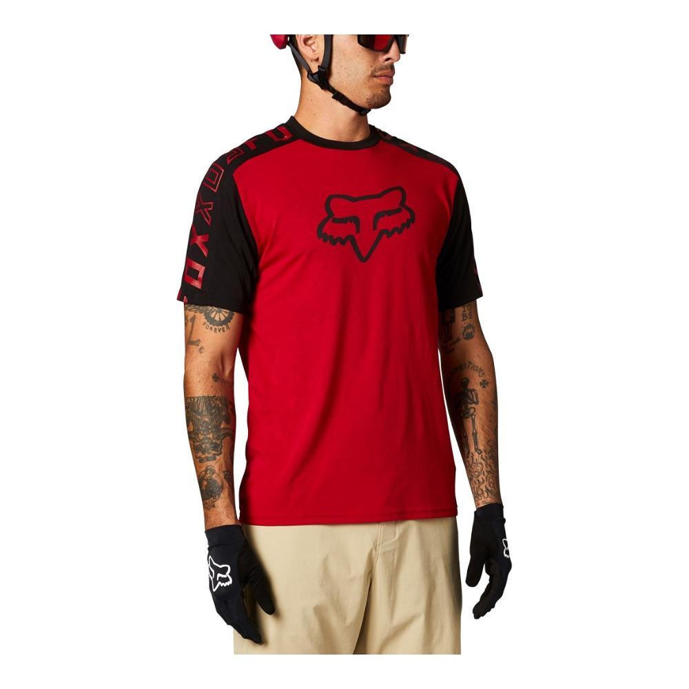 Ranger DR Short Sleeve Jersey Chili