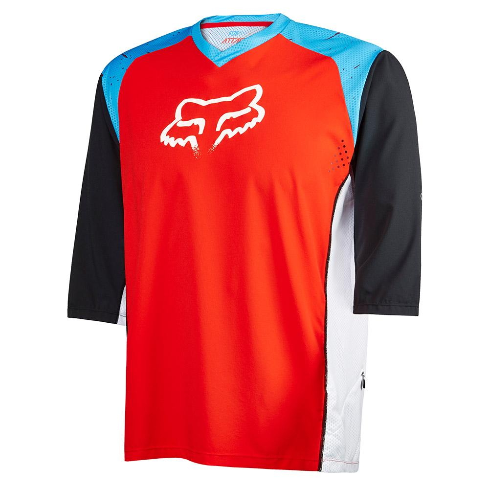 2016 Attack 3/4 Sleeve Cycle Jersey