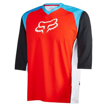 Fox 2016 Attack 3/4 Sleeve Cycle Jersey