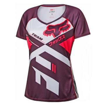 Fox 2016 Women's Lynx Short Sleeve Cycle Jersey