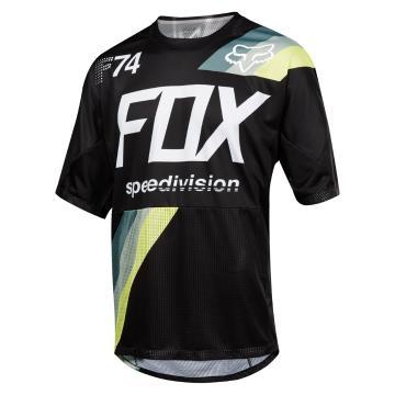 Fox Demo Short Sleeve Drafter Jersey