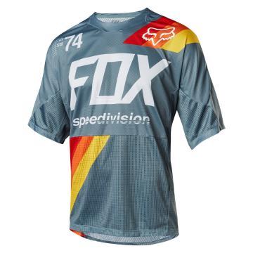 Fox 2018 Demo Short Sleeve Drafter Jersey