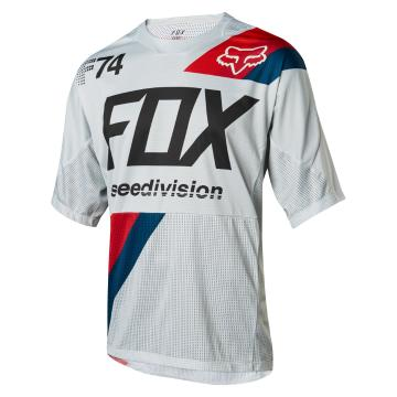 Fox Demo Short Sleeve Drafter Jersey
