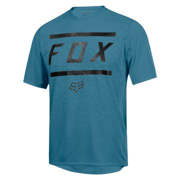 Fox 2018 Youth Ranger Short Sleeve Jersey - Salt Blue