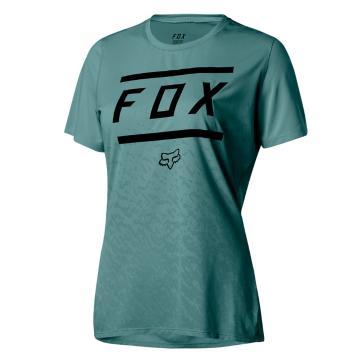 Fox Women's Ripley Short Sleeve Bars Jersey