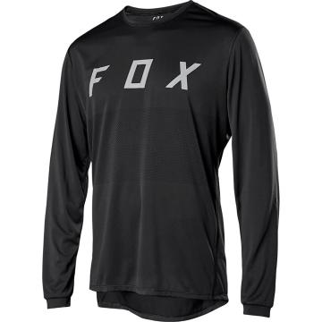 Fox 2020 Ranger Long Sleeve Fox Jersey - Black