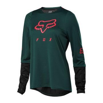 Fox Women's Defend Long Sleeve Jersey
