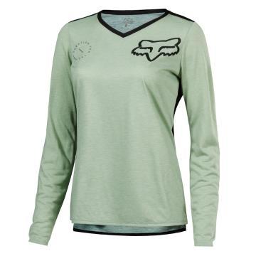 Fox Women's Indicator Long Sleeve ASYM Jersey