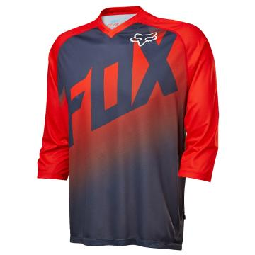Fox 2016 Flow 3/4 Sleeve Cycle Jersey