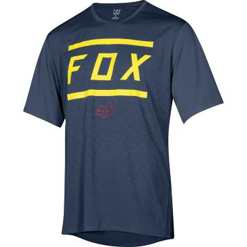 Fox Ranger Short Sleeve Jersey - Midnight