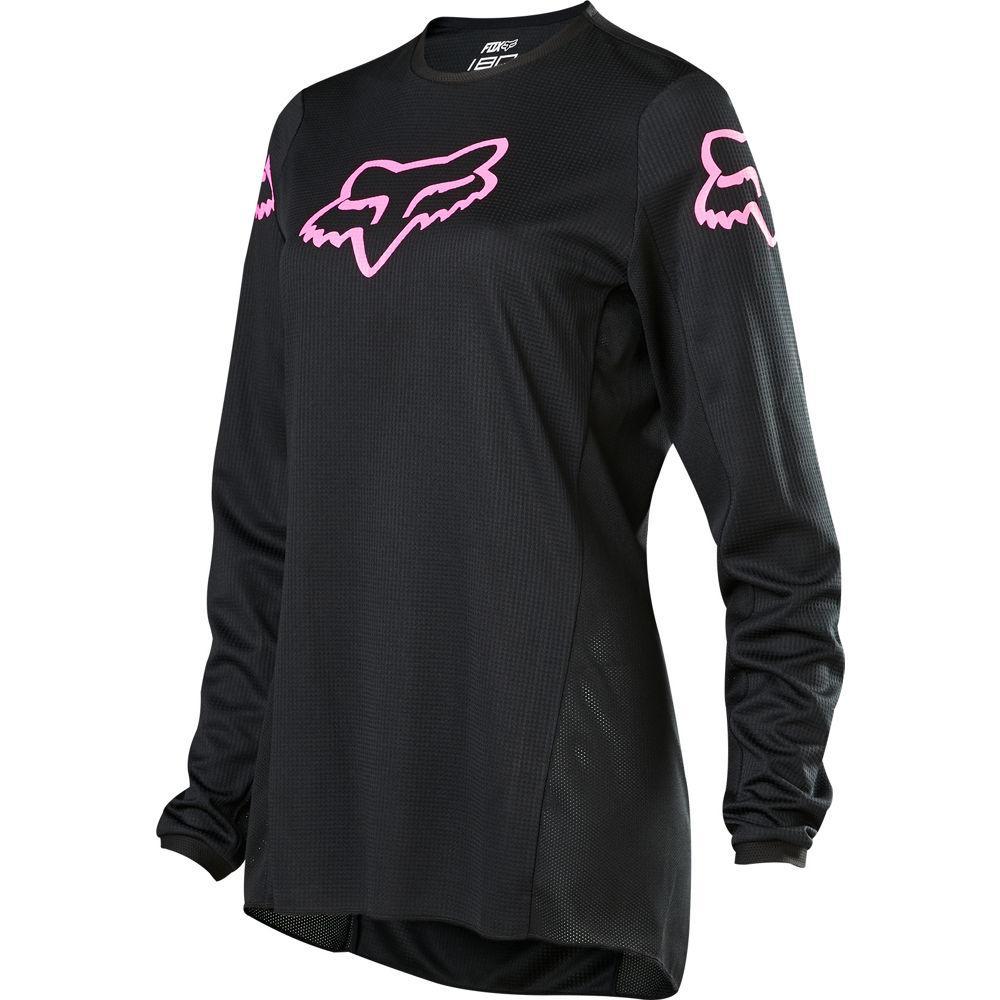 Women's 180 Prix Jersey - Black/Pink