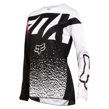 Fox 2018 Women's 180 Jersey - Black/Pink