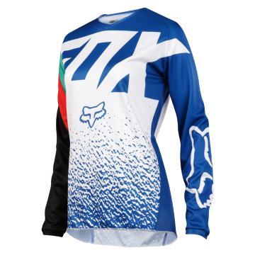 Fox 2018 Women's 180 Jersey - Blue