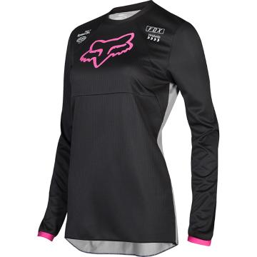 Fox Women's 180 Mata Jersey - Black/Pink