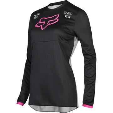 Fox Women's 180 Mata Jersey - Black/Pink