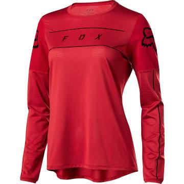 Fox Women's Flexair Long Sleeve Jersey