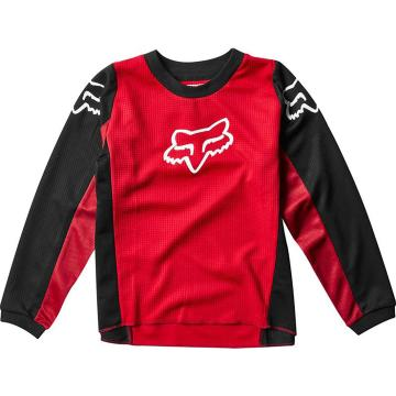 Fox Kids 180 Prix Jersey - Flame Red