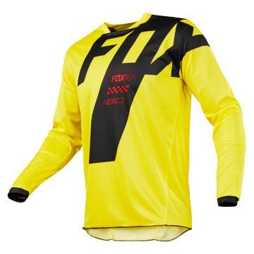 Fox 2018 Youth 180 Mastar Jersey - Yellow