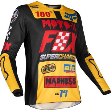 Fox 2019 Youth 180 Czar Jersey
