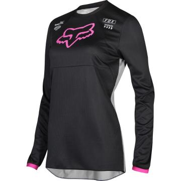 Fox 2019 Youth Girls 180 Mata Jersey - Black/Pink
