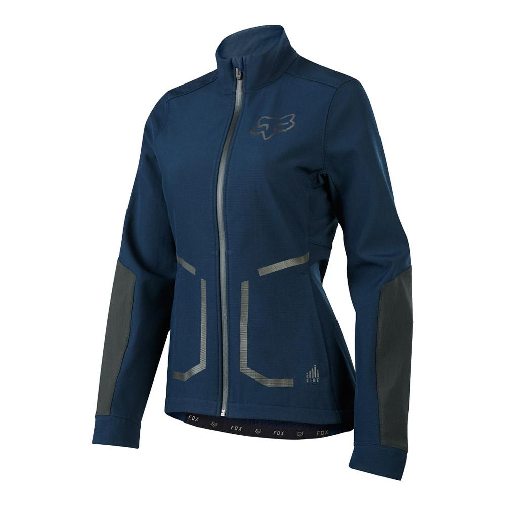 Womens Attack Fire Softshell Jacket