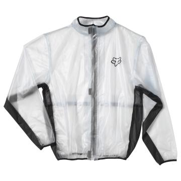 Fox Youth Fluid MX Jacket - Clear