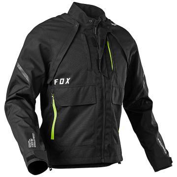 Fox Legion Jacket - Black