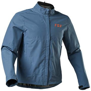 Fox Legion Packable Jacket - Blue Steel