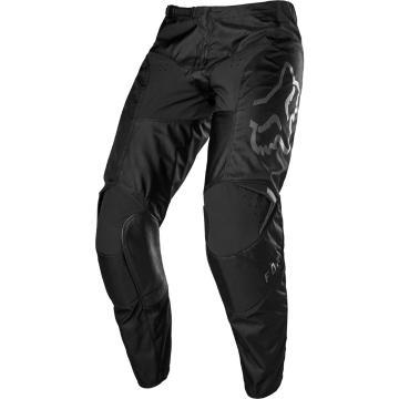 Fox 180 Prix Pants - Black/Black