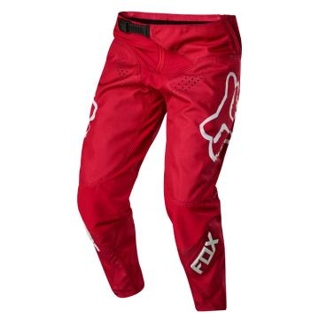 Fox Youth Demo Pants - Bright Red