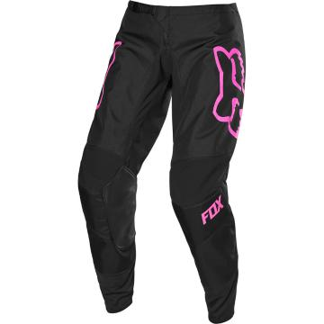 Fox Women's 180 Prix Pants - Black/Pink - Black/Pink