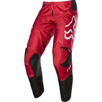 Fox Youth 180 Prix Pants - Flame Red