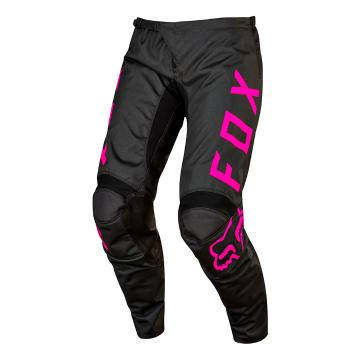Fox 2017 Youth Girl's 180 Pants - Black/Pink