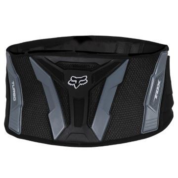 Fox Turbo Kidney Belt - Black/Grey
